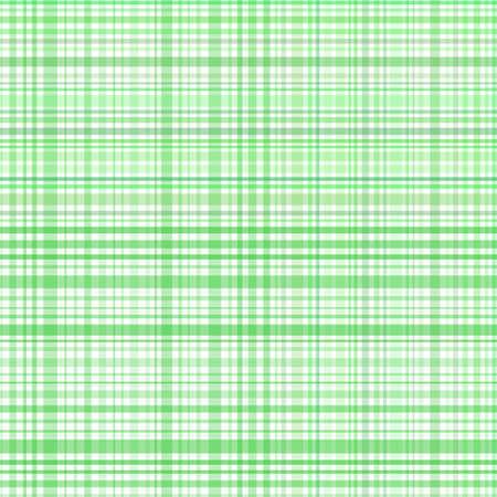 franela: Franjas de color verde pastel plaid