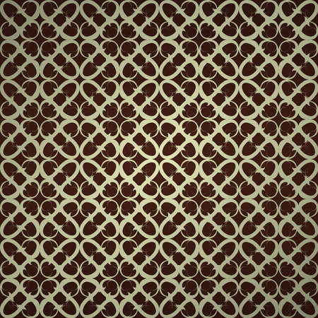 ottoman fabric: Gold ornamental background Stock Photo