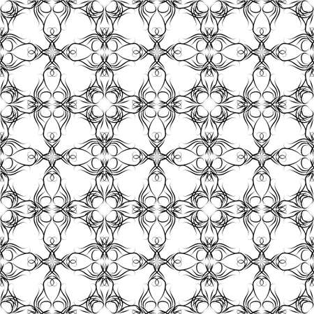 Ornamental vector background Vector