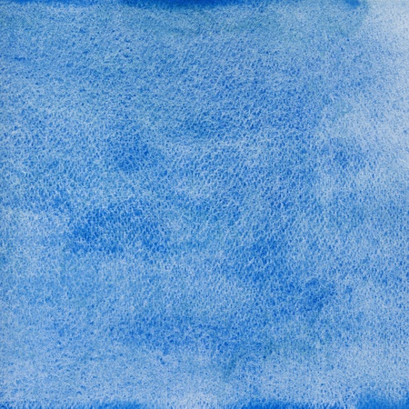 Blue watercolor background photo