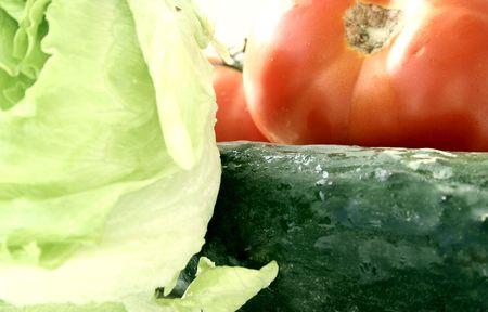 vegetables2 Stock Photo