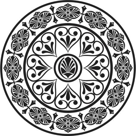 liane: Element for design, vector illustration Illustration