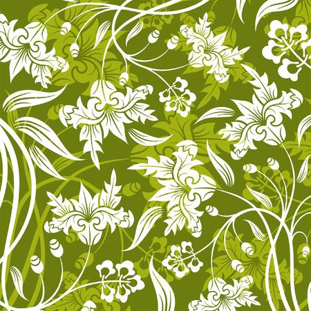 Abstract flower pattern, element for design, vector illustration Stock Vector - 2957943