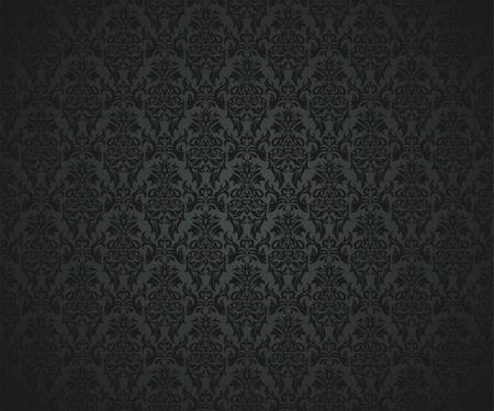 iteration: Fiore seamless pattern, elemento di design