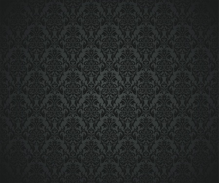 iteration: Flower seamless pattern, element for design
