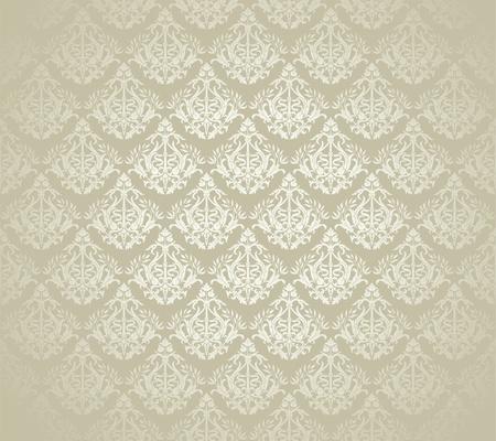 Flower seamless pattern, element for design