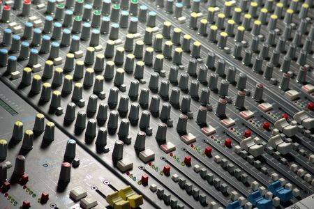 compiler: sound mixing console