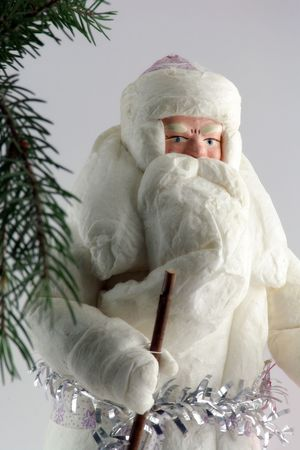 grandfather frost: Abuelo Frost. Made in URSS en 1987