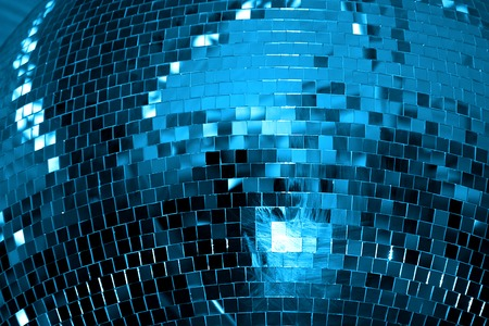 mirrorball: disco ball background  night club