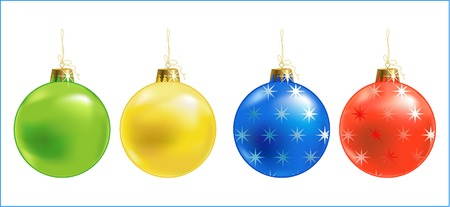 Christmas ball /  ornament / vector Stock Vector - 1599544