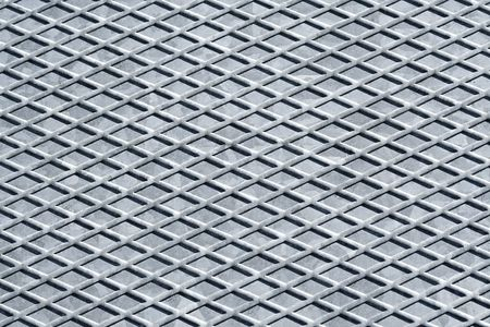 gray metal background / pattern  Stock Photo - 4310178