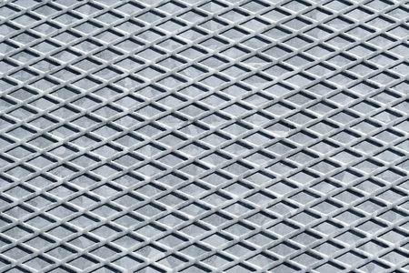 gray metal background / pattern Stock Photo - 4310178