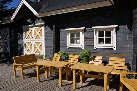 finland�s: Finland�s de madera estilo de vida