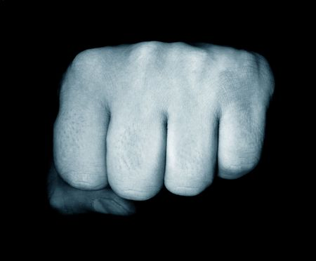tussle: A punch from the dark