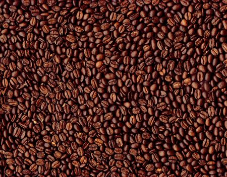 perk: Background of roasted coffee beans