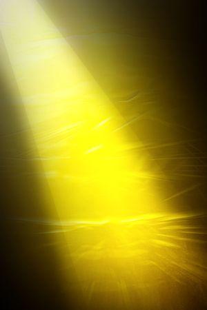shaft: Background abstract design of golden light shaft