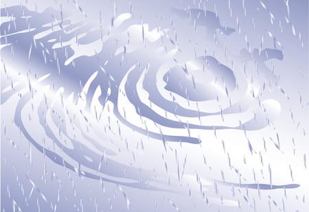 slush: Vector background design of wintry weather