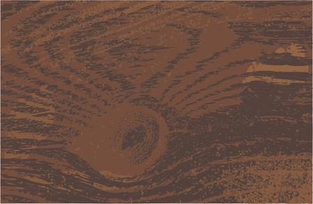 Vector background of woodgrain Vector