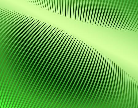 riek: Abstract bewerkbare vector ontwerp van de kam patroon