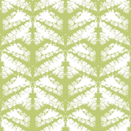 Editable vector seamless tile of a leaf vein pattern Stock Vector - 3116706