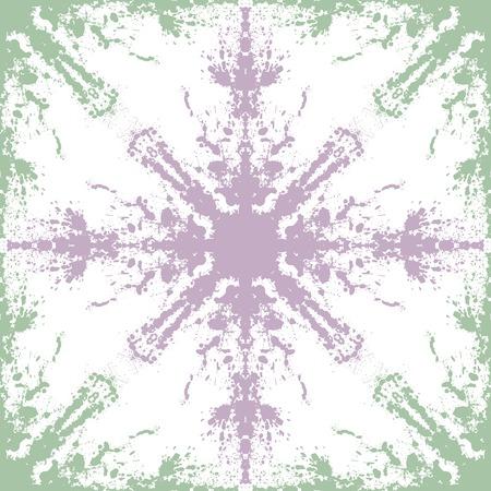 Editable vector seamless tile of an abstract design Stock Vector - 3122528