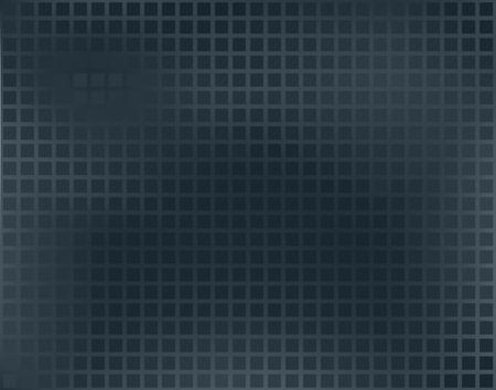 dappled: Abstract editable vector illustration of dark gray squares