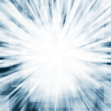 Abstract background design of light rays with copy space Stock Photo - 9130356
