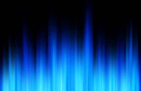 gradient mesh: Editable vector abstract background of blurred blue light made using a gradient mesh