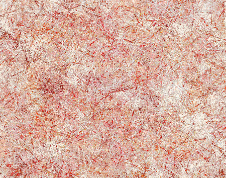 sprayed: Abstract background texture of sprayed paint dots Stock Photo