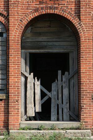 schoolhouse: Old Schoolhouse Doorway