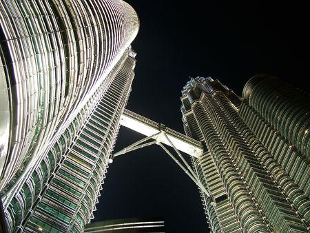 gp: Petronas Twin Towers Editorial