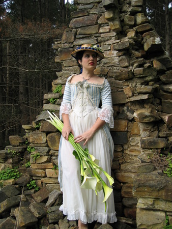 Lady In the Ruins photo