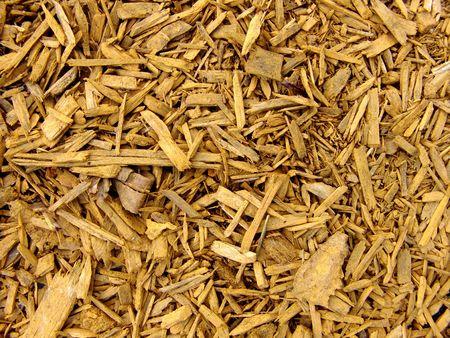 prespective: Sawdust texture background