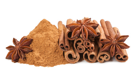 anis: Anis and cinnamon