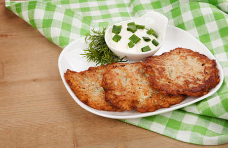 hash browns: patate fritte