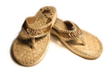 sandels: Beachwear: Flip-Flops