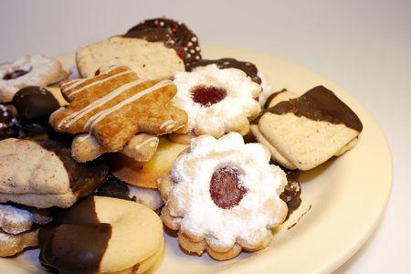galletas de navidad: Las galletas de Navidad