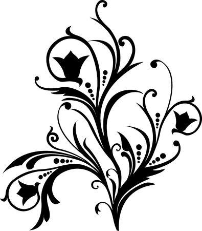 Scroll, cartouche, decor Stock Photo - 306764