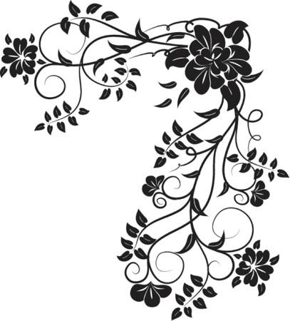 Element for design, vector illustration Ilustrace