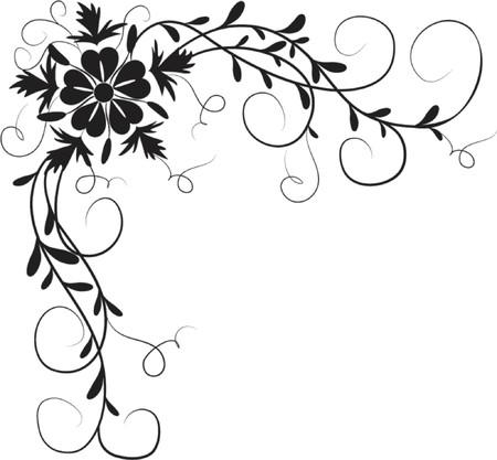 fancy: Element for design, vector illustration Illustration