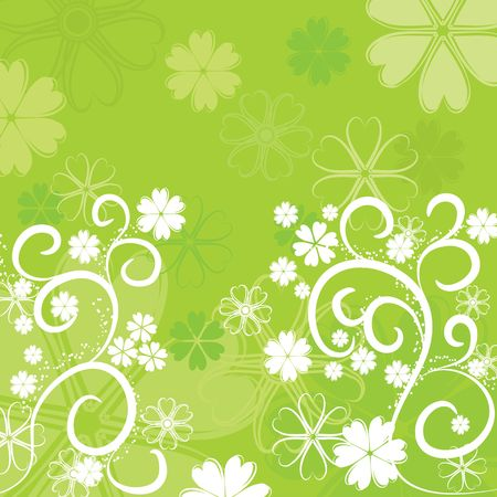 Floral background Stock Photo - 532362