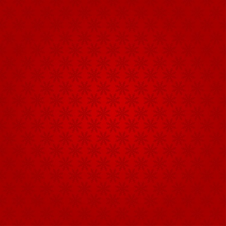 Seamless snowflakes pattern, vector illustration Stock Vector - 10733320