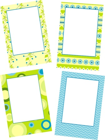 album: Template photo frames