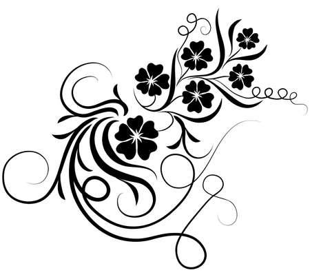 Element for design, vector illustration