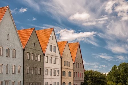 Jakriborg is a new classical housing project built in the municipality of Staffanstorp in the Skane region of southern Sweden. photo