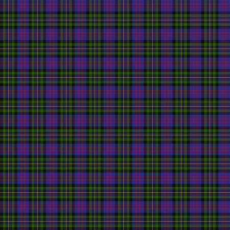 clan: A seamless patterned tile of the clan MacCallum of Berwick tartan.