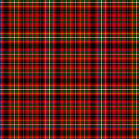 moray: A seamless patterned tile of the clan Innes of Moray tartan.