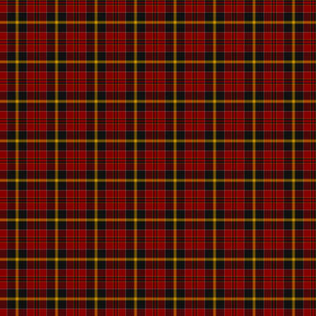 clan: A seamless patterned tile of the clan MacAlister of Skye tartan. Stock Photo