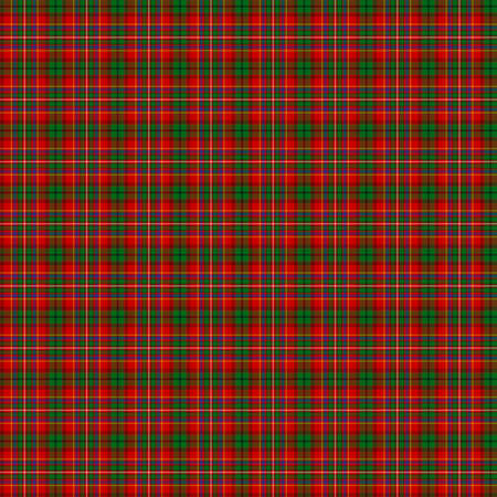 clan: A seamless patterned tile of the clan Innes tartan.