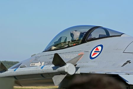 afterburner: F-16A MLU Norwegian Air Force